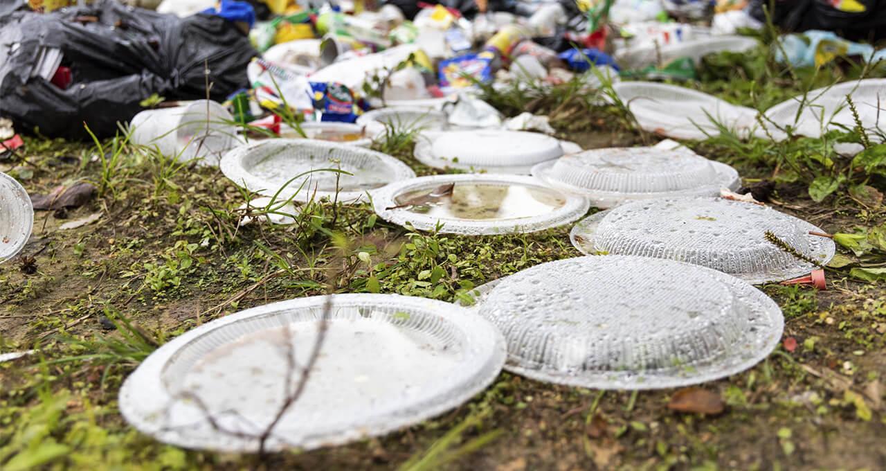 Prohibición de los plásticos de un solo uso en CDMX