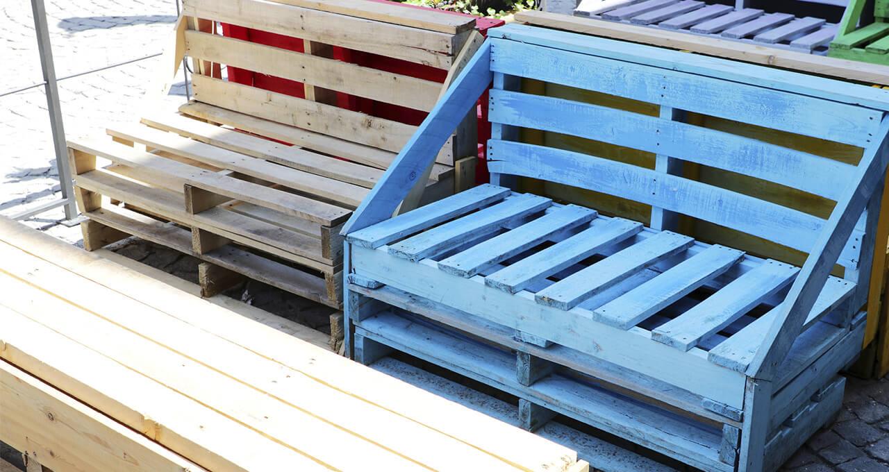 como reciclar madera